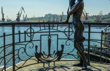 odessa-zeemans monument